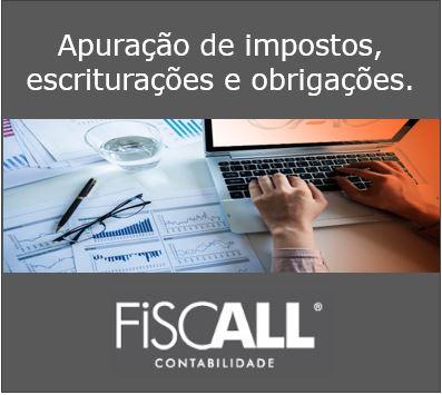 FiscALL Contabilidade - Apuração de Impostos, escriturações e obrigações